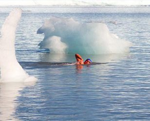 Ice Swimming: Beyond the Extreme
