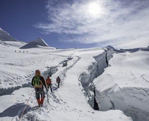 Crevasse Extraction: UIAA Alpine Skills Guide