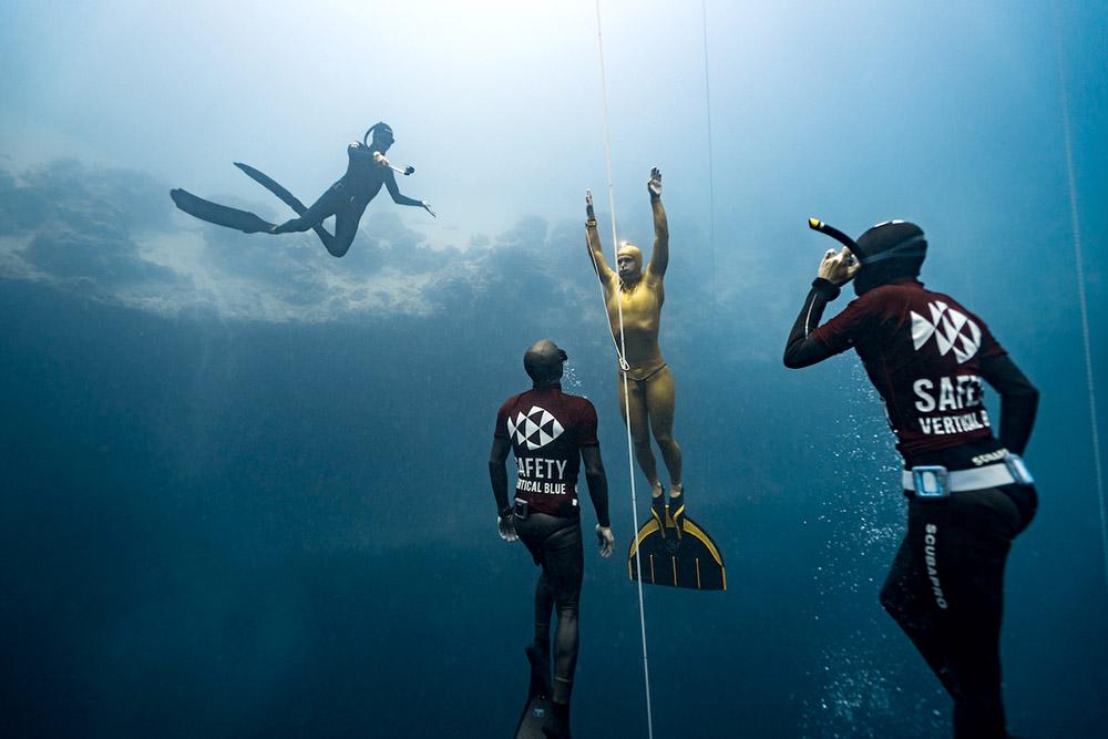 Freediving: Take a Deep Breath - On The Edge Magazine
