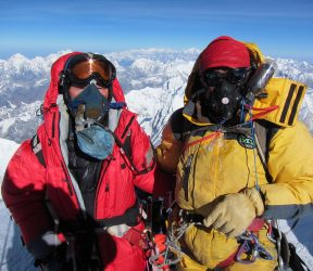 Mountaineering: The Women of Everest